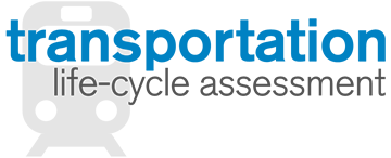 Transportation Life-cycle Assessment